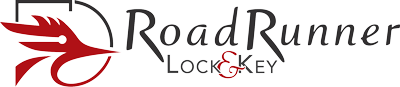 Road Runner Lock and Key